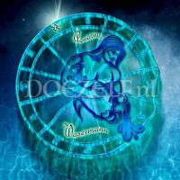 Waterman - Aquarius Diamond Painting