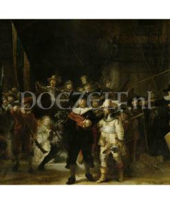 Rembrandt Nachtwacht Diamond Painting