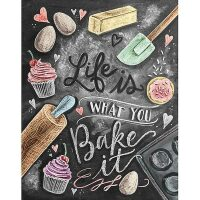 Life is what you bake it Diamond Painting