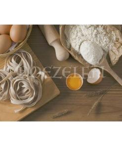 Pasta stilleven Diamond Painting