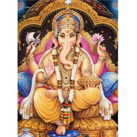 Ganesha Diamond Painting