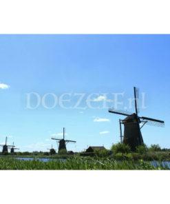 Molens Kinderdijk - Diamond Painting