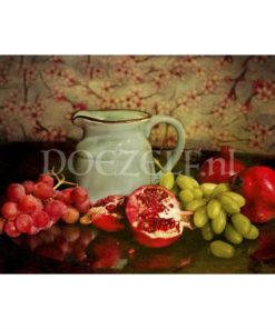 Stilleven van Fruit Diamond Painting