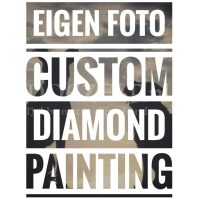 Eigen custom diamond painting