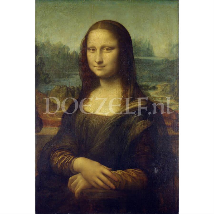 Mona Lisa Diamond Painting