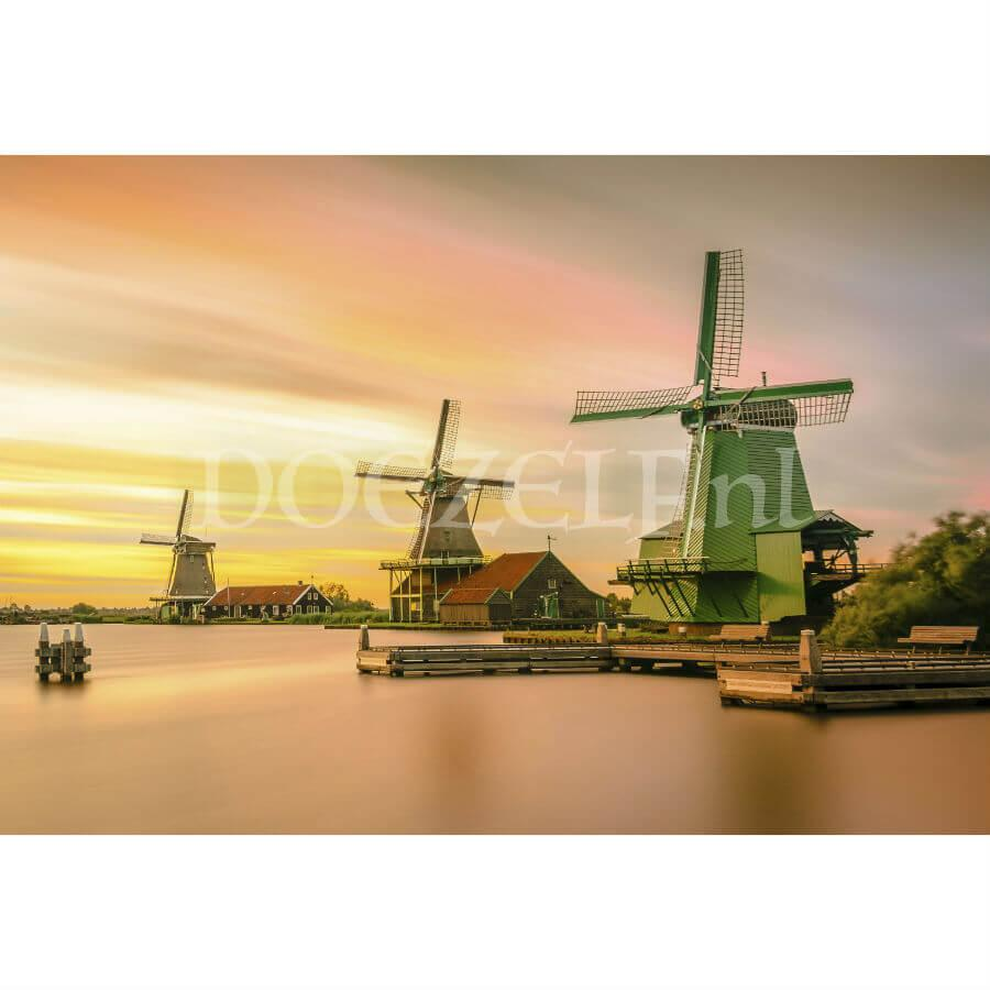 Zaanse Schans Diamond Painting