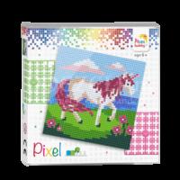 Pixelhobby set Eenhoorn