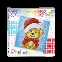 Pixelhobby set Kerst hondje