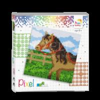 Pixelhobby set Paard