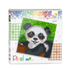 Pixelhobby set Panda