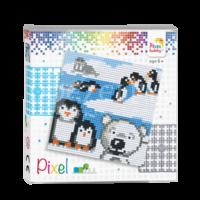 Pixelhobby set Pooldieren