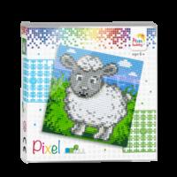 Pixelhobby set Schaap