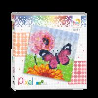 Pixelhobby set Vlinder
