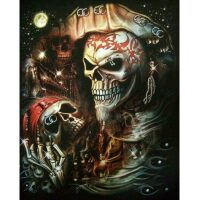 Pirate skulls - piraten schedels