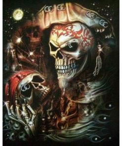 Pirate skulls - piraten schedels