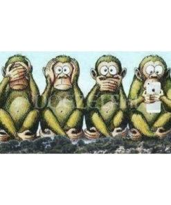 Horen, Zien en Zwijgen Facebook