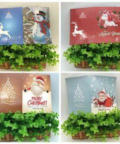 DoeZelf.nl kerstkaarten