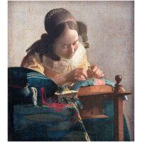 De kantwerkster van Vermeer Diamond Painting
