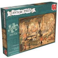 Anton Pieck Poffertjes Puzzel 1000 stukjes