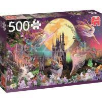 Dancing Fairies Puzzel 500 stukjes