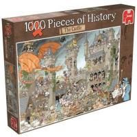 Pieces of History The Castle Puzzel 1000 stukjes