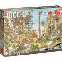 Pieces of History The Egyptians Puzzel 1000 stukjes