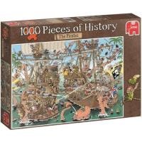 Pieces of History The Pirates Puzzel 1000 stukjes