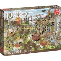 Pieces of History The Wild West Puzzel 1000 stukjes