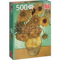 Van Gogh Sunflowers Puzzel 500 stukjes