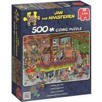 Jan van Haasteren Chinees Nieuwjaar Puzzel 500 stukjes