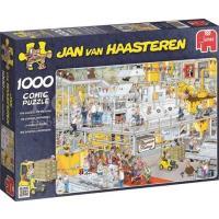 Jan van Haasteren De Chocoladefabriek Puzzel 1000 stukjes