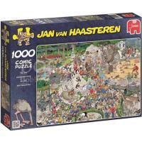 Jan van Haasteren De Dierentuin Puzzel 1000 stukjes
