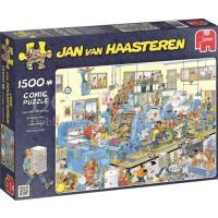 Jan van Haasteren De Drukkerij Puzzel 1500 stukjes