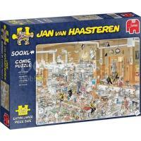 Jan van Haasteren De Keuken Puzzel 500XL stukjes