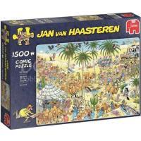 Jan van Haasteren De Oase Puzzel 1500 stukjes