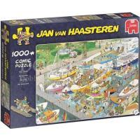 Jan van Haasteren De Sluizen Puzzel 1000 stukjes