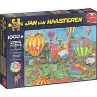 Jan van Haasteren Het Ballon Festival Puzzel 1000 stukjes