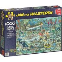 Jan van Haasteren Onderwater Wereld Puzzel 1000 stukjes