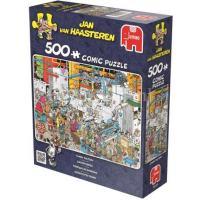 Jan van Haasteren Snoepfabriek Puzzel 500 stukjes