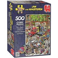 Jan van Haasteren Verkeerschaos Puzzel 500 stukjes
