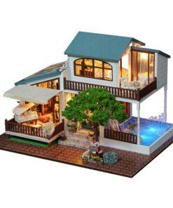 Villa Joost miniatuurhuisje