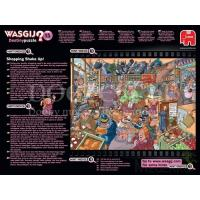 Wasgij Destiny 15 Winkelwaanzin Puzzel