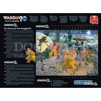 Wasgij Mystery 14 De Jachthond van Wasgijdorp Puzzel