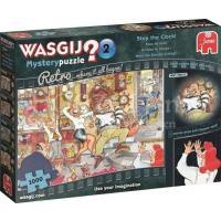 Wasgij Mystery 2 Retro Stop de Klok! Puzzel 1000 stukjes