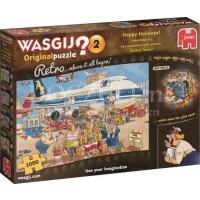 Wasgij Original 2 Retro Vakantiepret! Puzzel 1000 stukjes