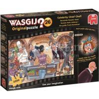 Wasgij Original 26 Beroemde Meester Koks! Puzzel 1000 stukjes