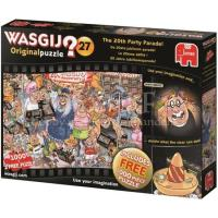 Wasgij Original 27 De Jubileum Parade! Puzzel 2x1000 stukjes