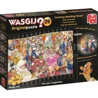 Wasgij Original 29 Vang Het Boeket Puzzel