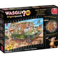Wasgij Original 31 Safari Spektakel Puzzel