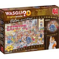 Wasgij Retro Original 3 Werk aan de Weg Puzzel 1000 stukjes